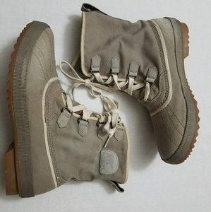 Sorel Tivoli Rugged Women's Boots Gray Sz 12 Gray